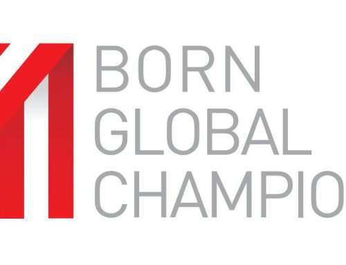 LINKILIKE = Born Global Champion 2017