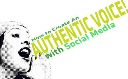 Authentic Voice with Social Media - seeding bei der Zeilgruppe