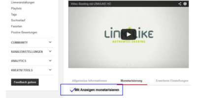 LINKILIKE youtube vorschaubild