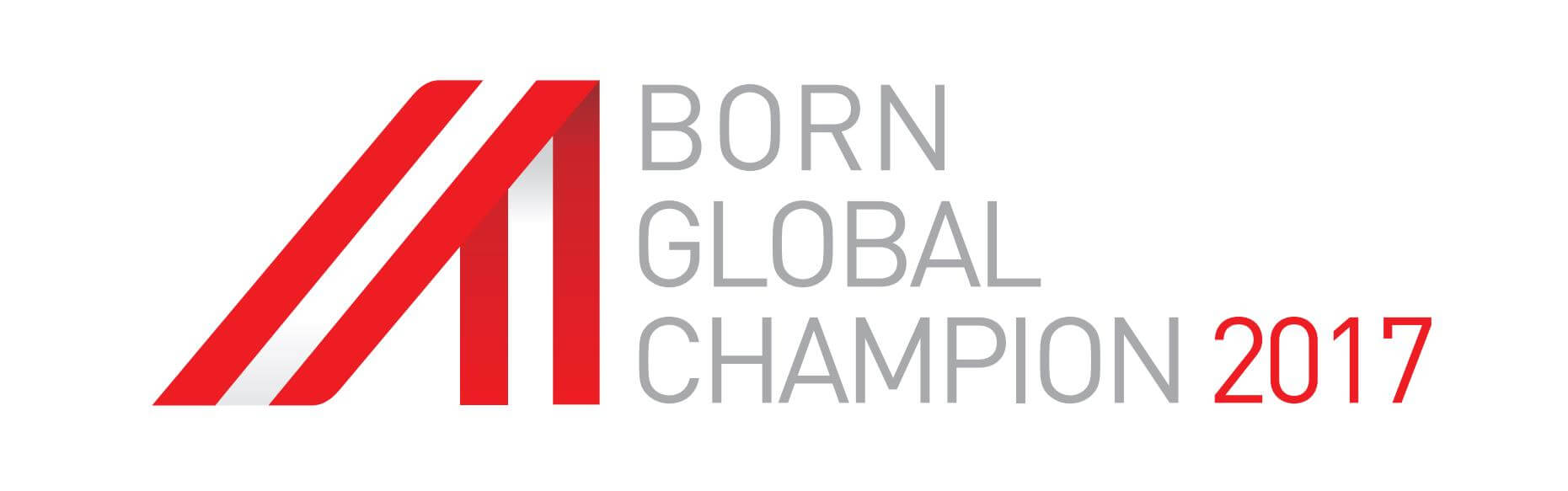 Born Global Champion 2017 LOGO