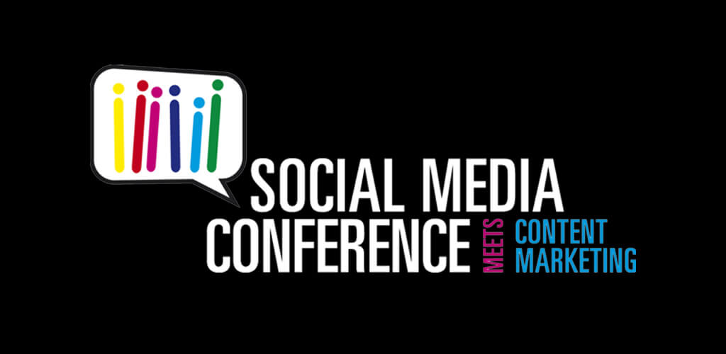 Logo Social Media Conference - Content meets Marketing