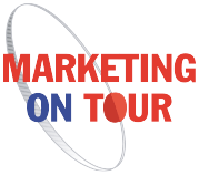 marketing on tour logo