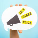 Click, Like, Share - so geht modernes Marketing